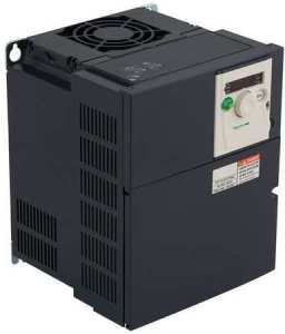Schneider Electric Variable Frequency Drive  5 HP  400 480V  Altivar     Variable Frequency Drive  5 HP  400 480V  Altivar