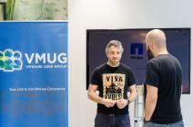 VMUG Romania - Jacint Juhasz (NetApp) and Razvan Ionescu (VMUG)