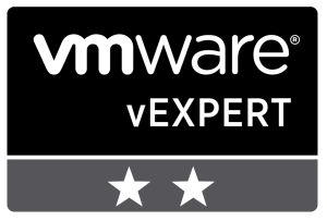 VMware vExpert 2019 and 2019