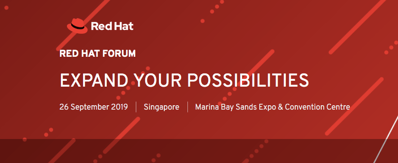 CloudHedge to Attend RedHat Forum 2019