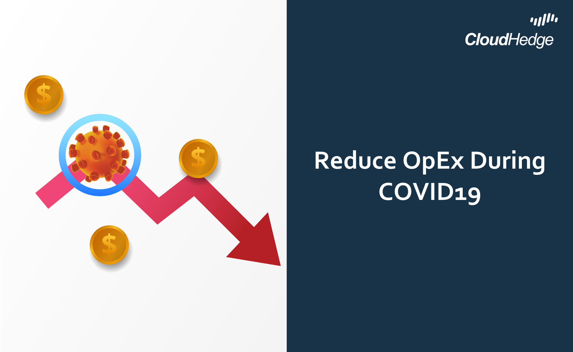 Reduce OpEx during Covid19