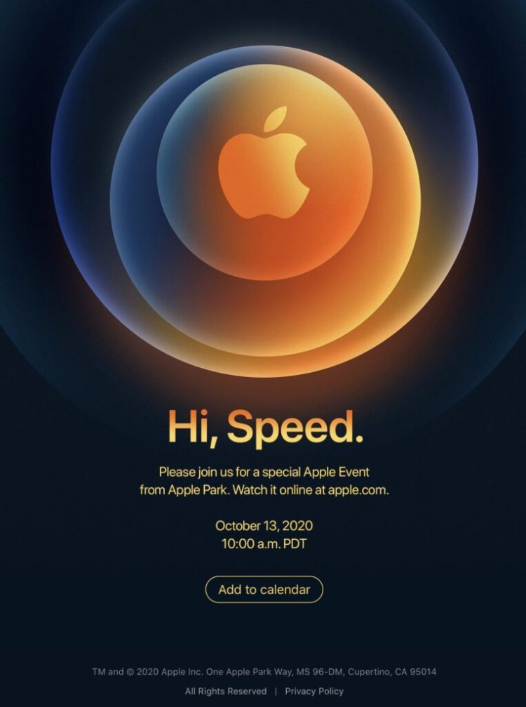Apple's Special Event Invite