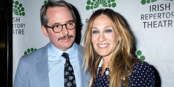 See Matthew Broderick and Sarah Jessica Parker on Stage in