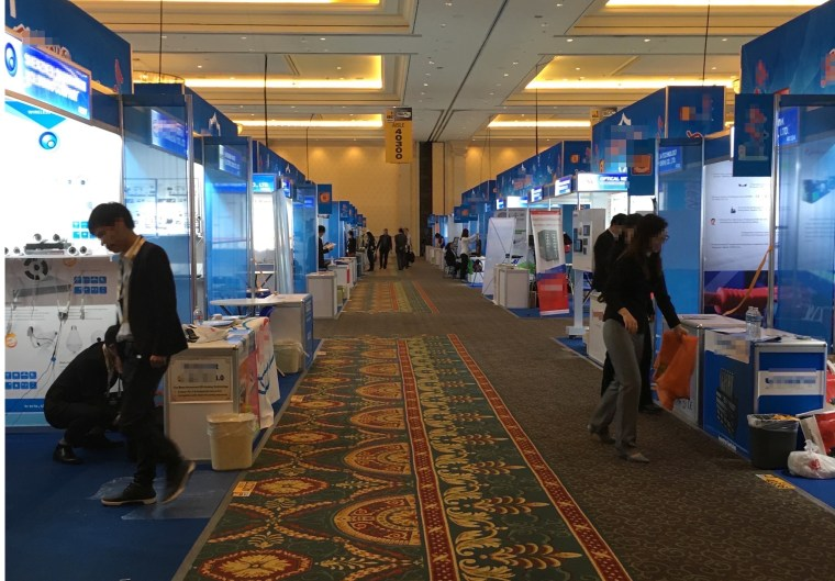 IoT Vendors at Connected Security 2016