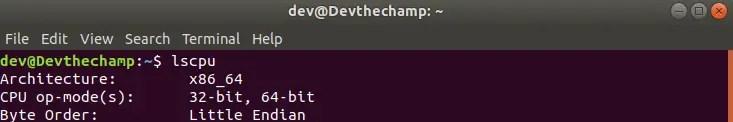 Ubuntu-64bit