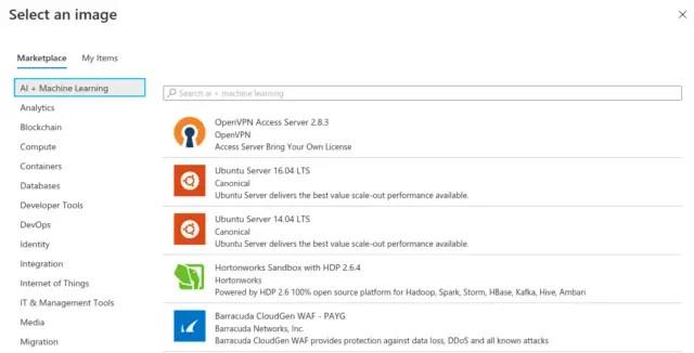 Microsoft-marketplace