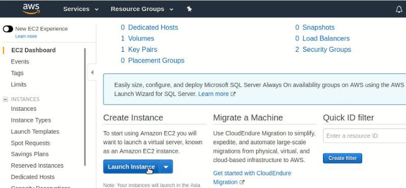 launch-EC2-instance-in-AWS