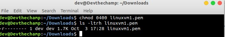 change-host-key-pair-file-permissions