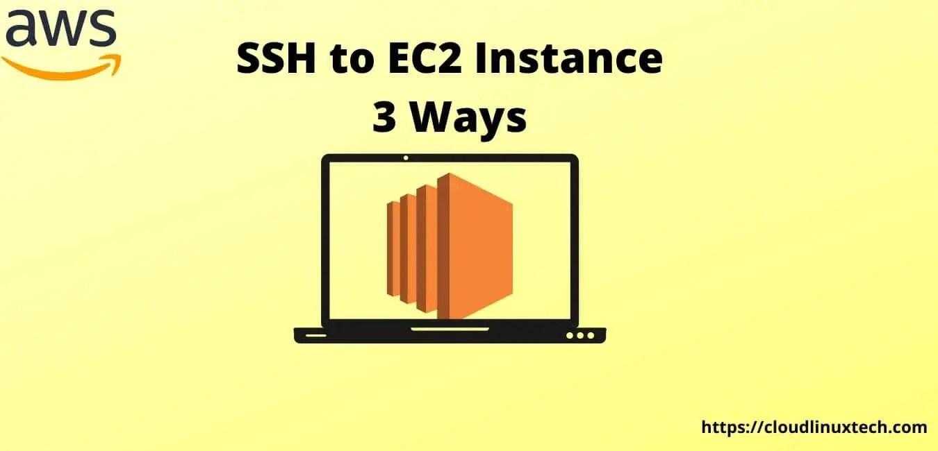 SSH-to-EC2-instance
