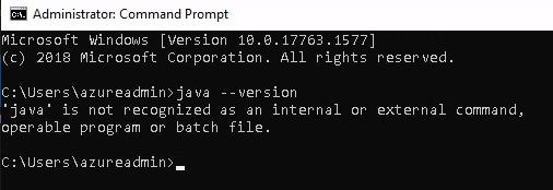 java-version-check