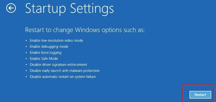 startup-setting-options-windows10