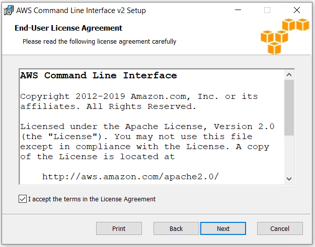 Accept-AWS-CLI-V2-EULA