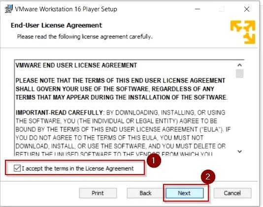 End-user-license-agreement