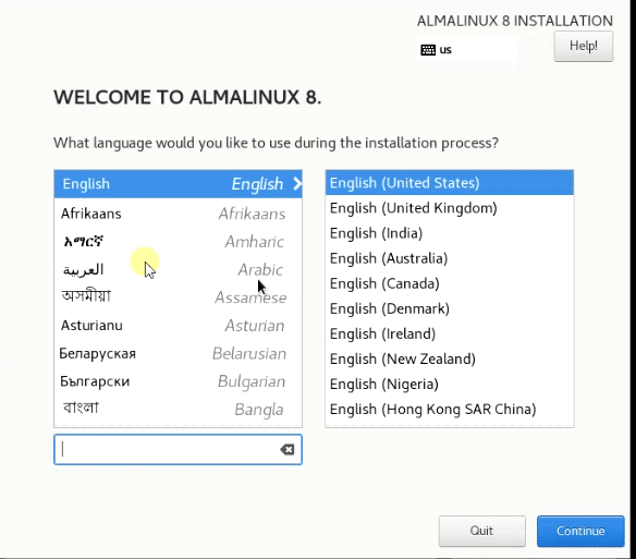 Select-your-preferred-language