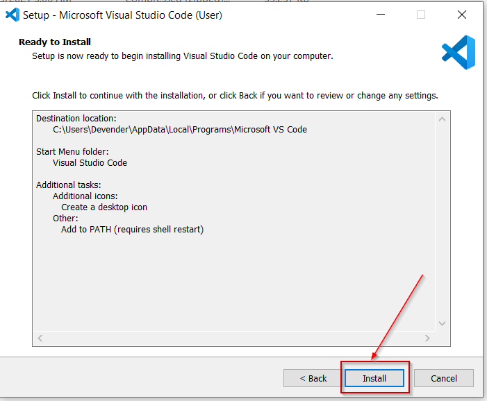 how-to-install-visual-studio-code-editor-in-windows10
