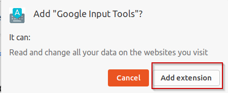 Add-Google-input-tools-chrome-extension-in-chrome