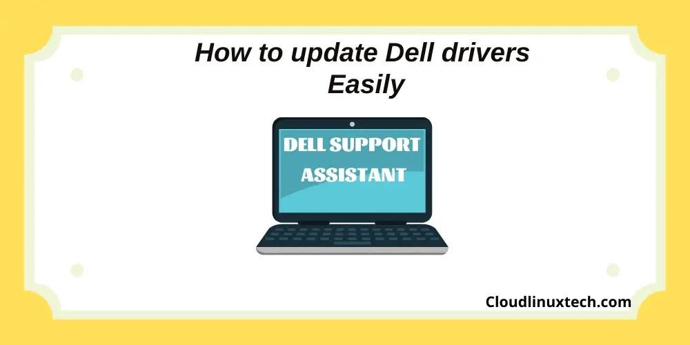 Dell-driver-update
