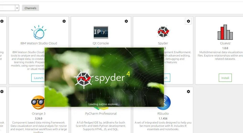 Launch-Spyder-in-ubuntu-20.04