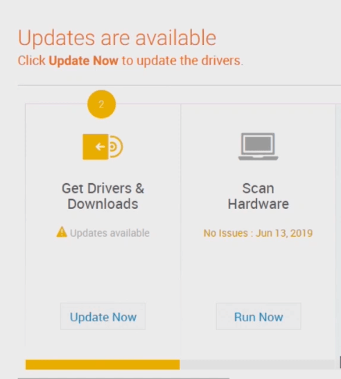 Dell-driver-update-using-Dell-support-assistant-utility