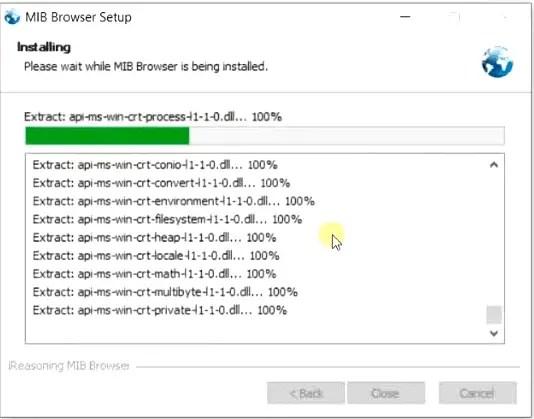 Installing-MIB-browser