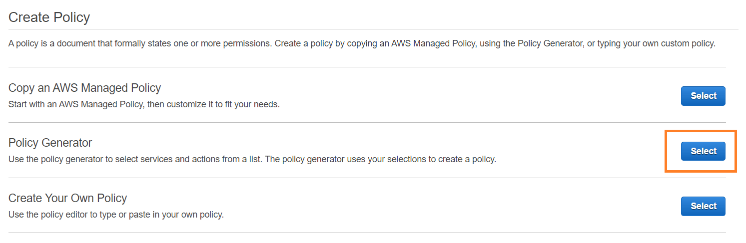 Aws Iam Policy Cloudformation