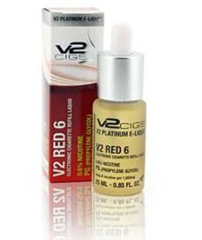 V2Cigs Red E-Liquid