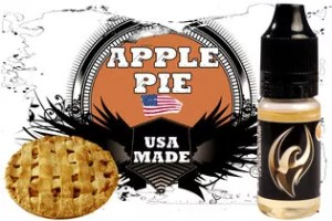 FireBrand apple pie e-liquid review