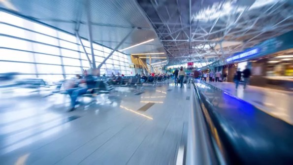 Vape friendly airports
