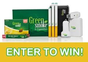 Win a Green Smoke Pro Kit from Best ECigarette Guide