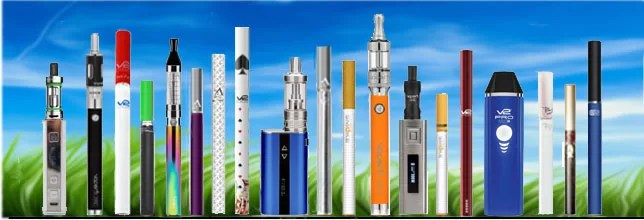 Best selling Electronic Cigarette Comparison Chart 2018