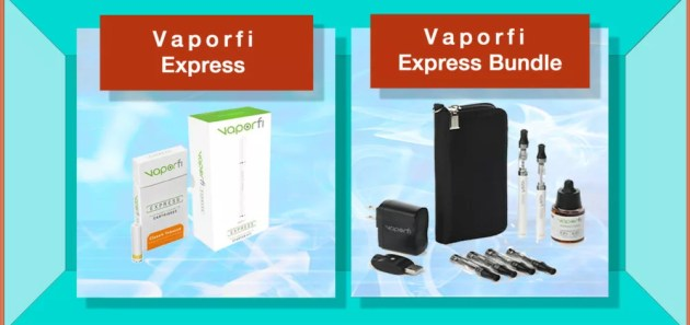Vaporfi Express and Express Bundle - CloudNineECigReviews