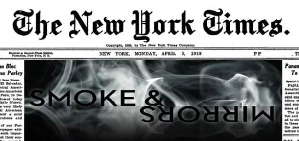 Smoke and Mirrors reporting