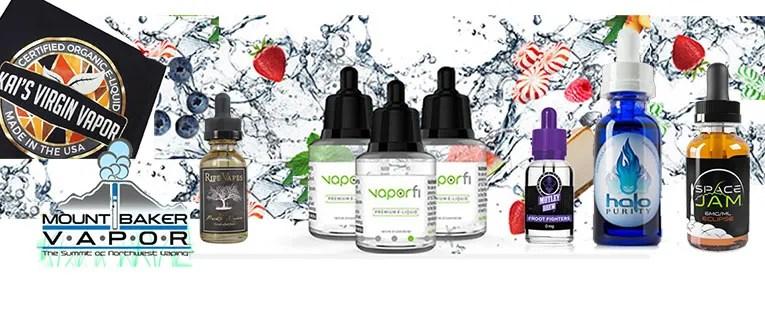 Best Diacetyl Free E-Liquids