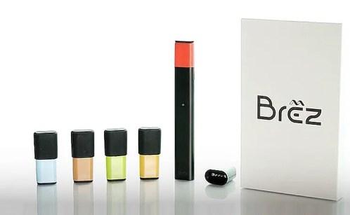 Apollo Brez Box, Device, Pods and Adapter
