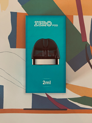 Renova Zero pod in box