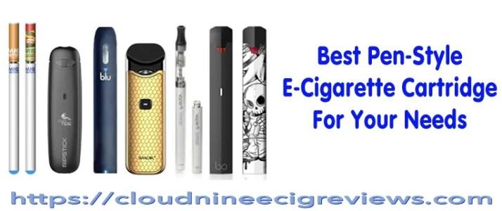 best vape pen cartridges for your needs - Title image