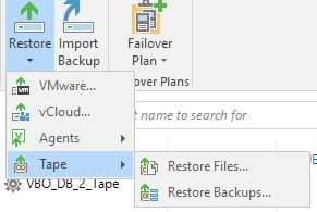 Veeam VBO365 Repo to Tape - CloudOasis