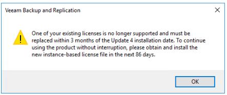 Instance Based Licensing