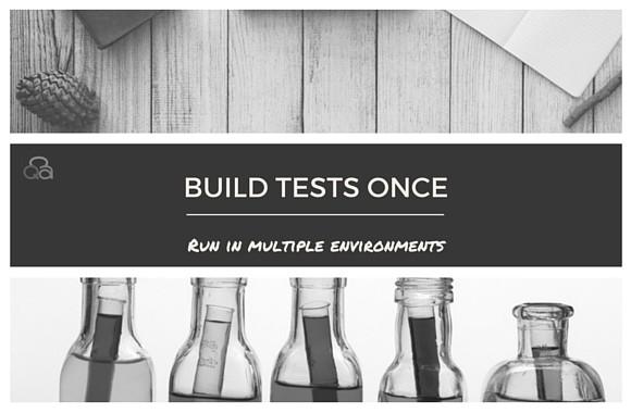 Test Multiple Environments