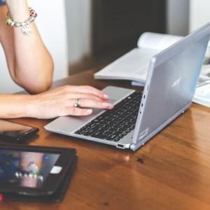 smartphone laptop tablet