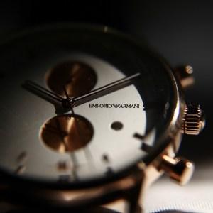 watch armani