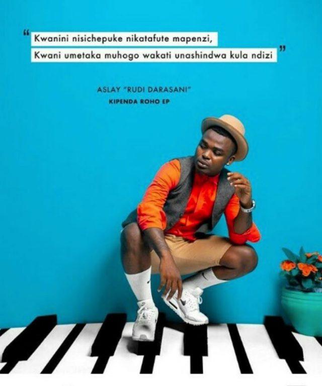 AUDIO : Aslay - RUDI DARASANI Mp3 Download