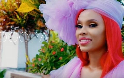 (OFFICIAL VIDEO) Lulu Diva ft Mr Blue - NAOGOPA Mp4 Download
