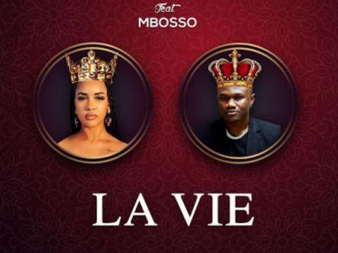 (OFFICIAL VIDEO) Tanasha Donna Ft Mbosso – LA VIE