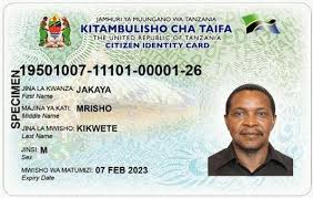 Photo of Download Your National ID (NIDA) Copy Here | Get Your NIDA ID Number | National ID Verification Portal