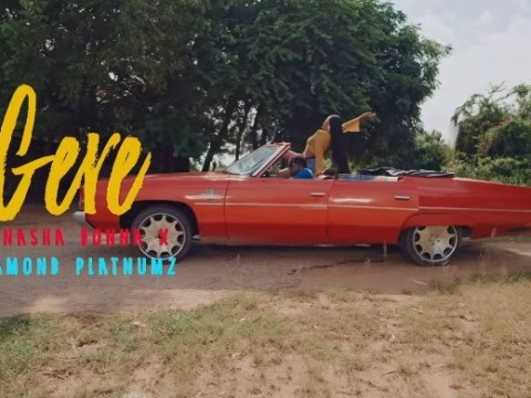 Audio: Tanasha X Diamond Platnumz – GERE