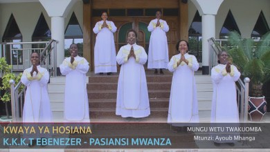 Photo of VIDEO: Kwaya Ya Hosiana K.K.K.T Ebenezer – MUNGU WETU TWAKUOMBA (MP4) DOWNLOAD