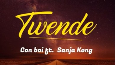 Photo of AUDIO: Conboi Ft Sanja Kong – TWENDE Mp3 Download