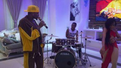 Photo of Diamond Platnumz Performance On African Day Benefit Concert