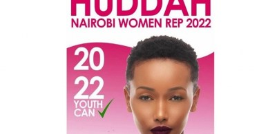 Why Huddah could probably run for political office and win